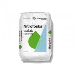 NITROFOSKA SOLUB 15-10-15  25 KG.