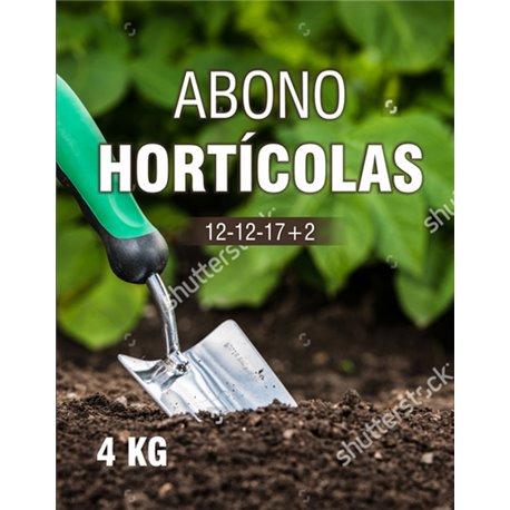 ABONO HORTICOLA 12-12-17  4 KG.