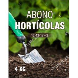 ABONO HORTICOLA 12-12-17     2 KG.