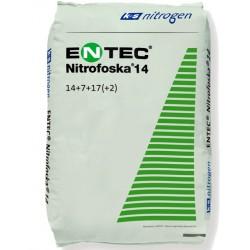 ENTEC NITROFOSKA 14 ( 14-7-17)  25 KG.