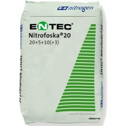 ENTEC NITROFOSKA 21 (21-8-11) 25 KG.