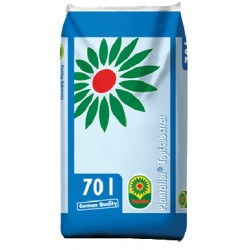 PLANTAFLOR AZUL  PROFESIONAL  (75R/25N ) 70 L.