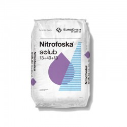 NITROFOSKA SOLUB 13-40-13  25 KG.