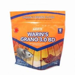 WARIN´S GRANO  3.0  BD 150 g. (Expositor 24 u)