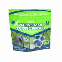 WARIN´S MAX 3.0 CEBO FRESCO 150 g (expositor 24 u)